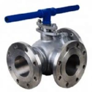 150LB-300LB-Three-Way-Ball-Valve