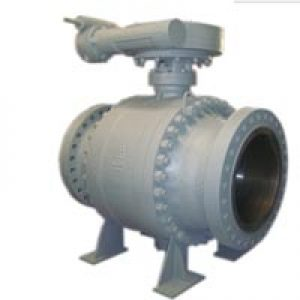 3PCS-Body-Cast-Trunnion-Mounted-Ball-Valve