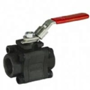 3PCS-Body-Forge-Steel-Ball-Valve