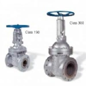 Cl150,300,600Lb-Cast-Steel-Bolt-Bonnet-Gate-Valve