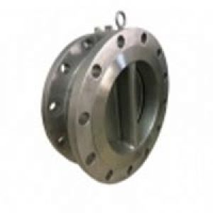 Double-Flange-Dual-Plate-Swing-Check-Valve