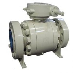 Forge-Steel-Trunnion-Mounted-Ball-Valve