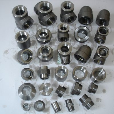 Forge Steel fittings Socket Weld Butt Weld Screw