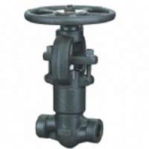 Forged-Steel-Pressure-Seal-Globe-Valves
