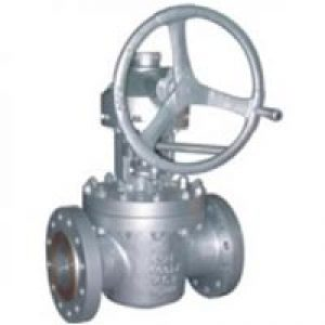 Metal-Seated-Lift-Plug-Valve