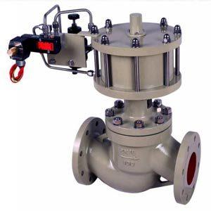 Non-Lubricated-DIN-3002-F1-Sleeved-Plug-Valves