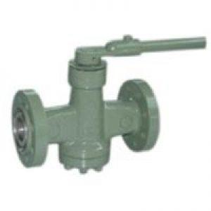 Pressure-balance-lubricated-plug-valve