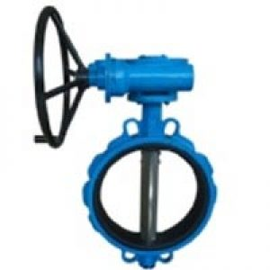 Wafer-Rubber-Seated-Butterfly-Valves