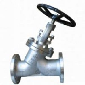 Y-Type-Bolted-Bonnet-Globe-Valve