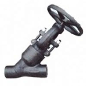 Y-Type-Pressure-Seal-Bonnet-Forge-Steel-Globe-Valve